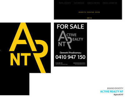 ARNT Brand Identity (Ongoing)