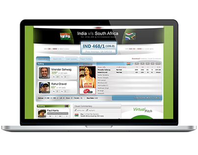 Website - Indiatimes Cricket