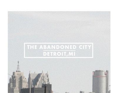 Detroit Abandoned City Tour