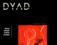 Dyad Studio Website