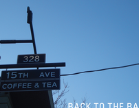 Design Case Study for 15Th Ave Coffee & Tea