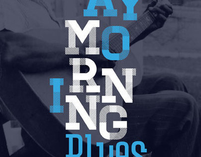 Print - Monday Morning Blues