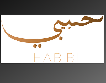 Habibi- Arabic Clothing Line