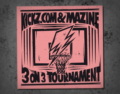 Mazine X Kickz.com 3 on 3 Tournament