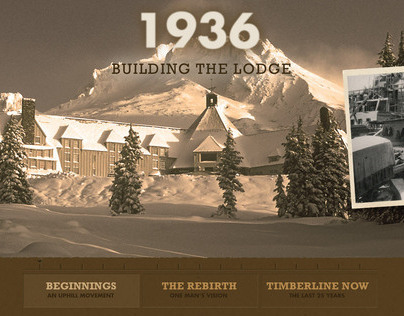 Celebrating 75 Years of the Timberline Lodge