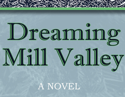 Book Design - Dreaming Mill Valley
