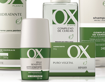 OX - HAIR CARE