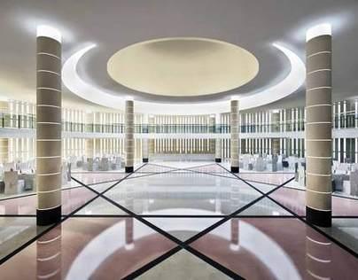 hotel ball room, Ras Al Khaimah, UAE