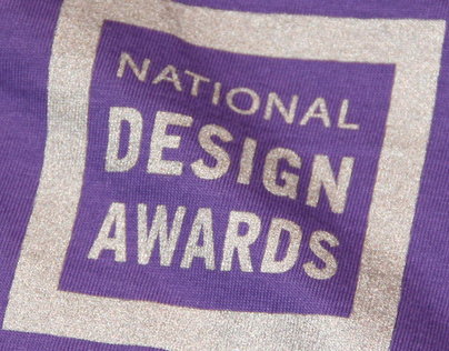 National Design Awards. Identity Design.