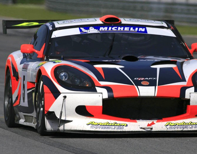 Craft Eurasia Ginetta GT3 Liveries