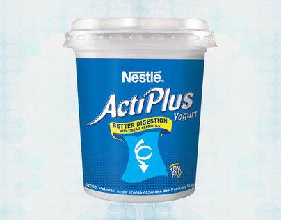 Nestle ActiPlus
