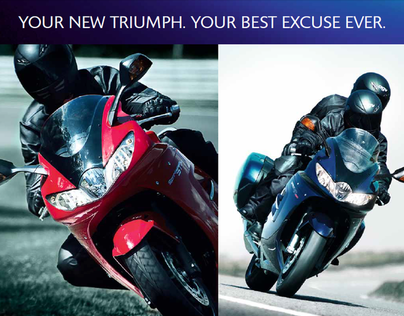 Triumph Press Ad
