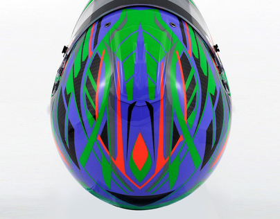 Helmet Design / Arthur Law