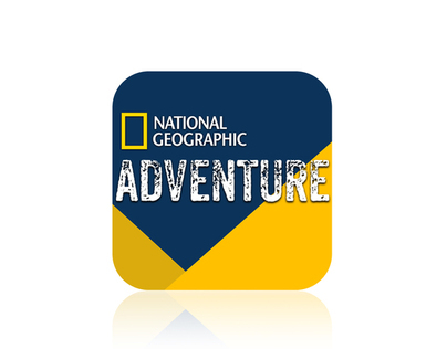 National Geographic Adventure App Icon