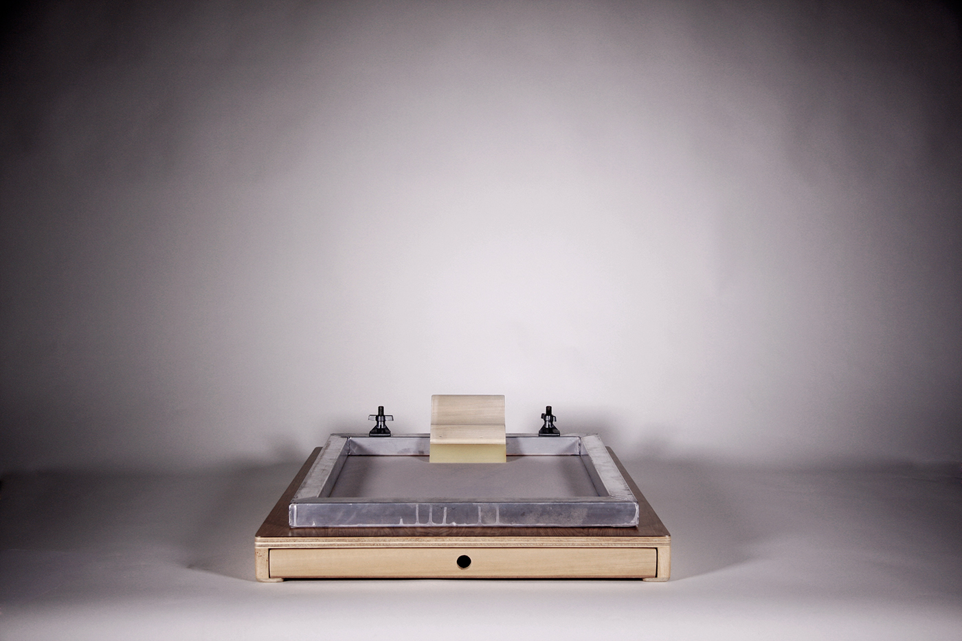 ScreenPrinting Table
