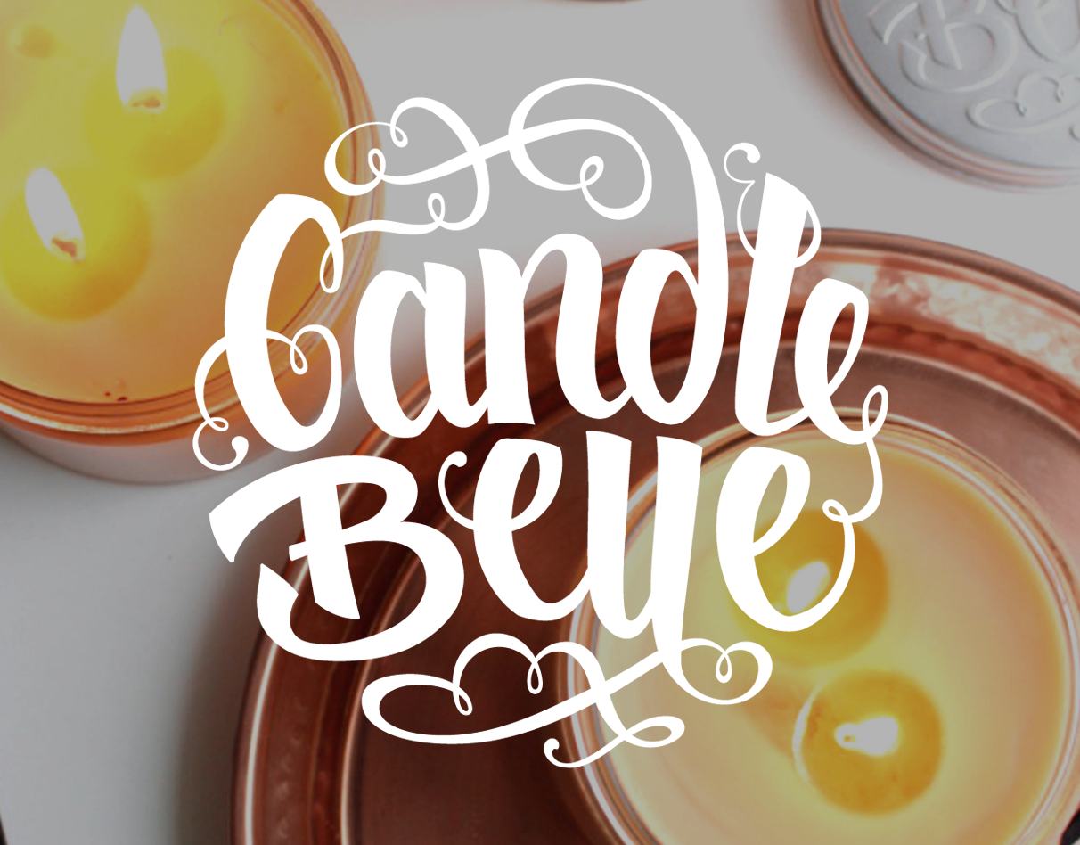 Candle Belle Co. - Identity