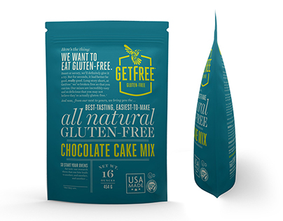 GetFree Branding & Package Design