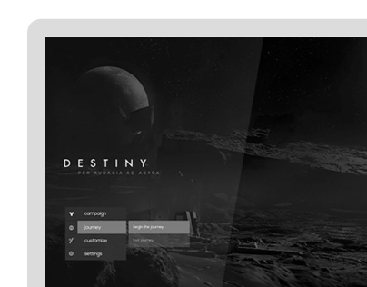 ( GUI ) Destiny / Interface
