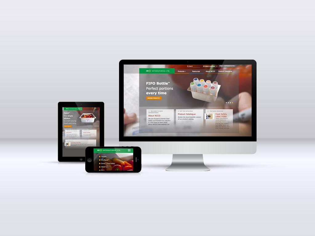 NCCO Website - Global