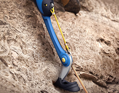 KLIPPA: Prosthetic Leg for Rock Climbers
