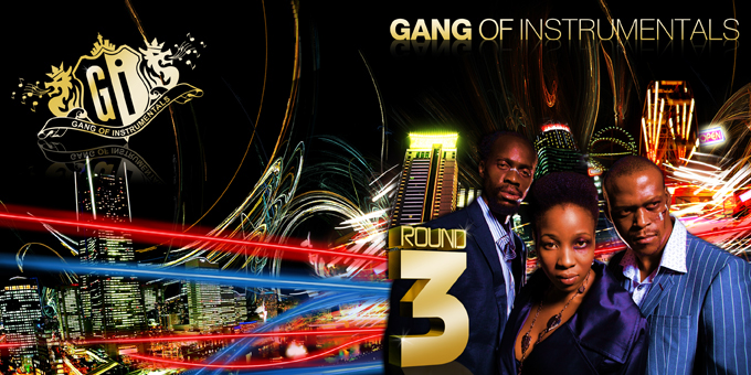 Gang of Instrumentals - Album Art & TV Promo