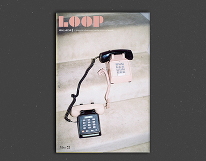 LOOP (KARMA): CREATING OWN MAGAZINE