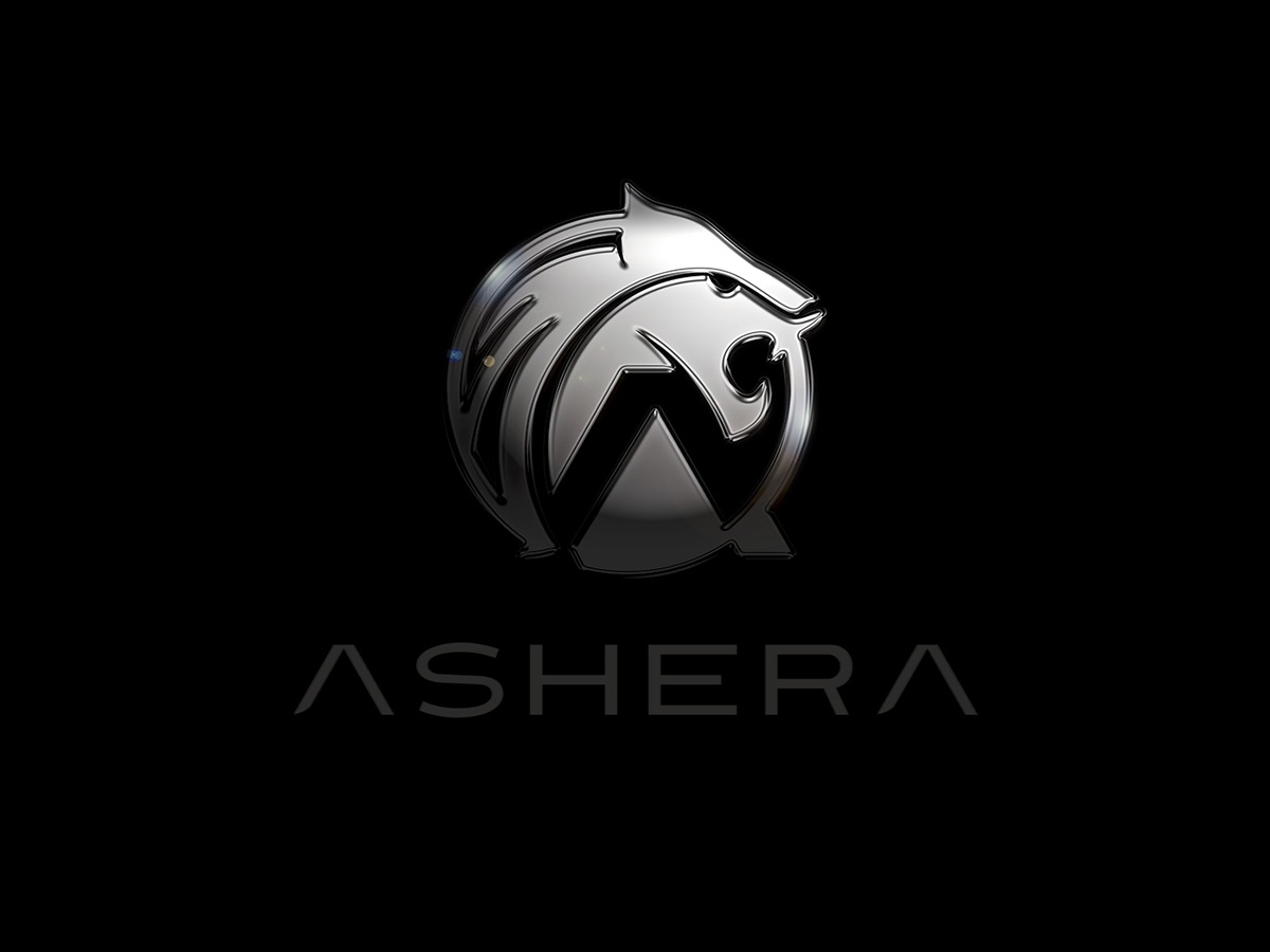Ashera Identity - Car Brand - 2013