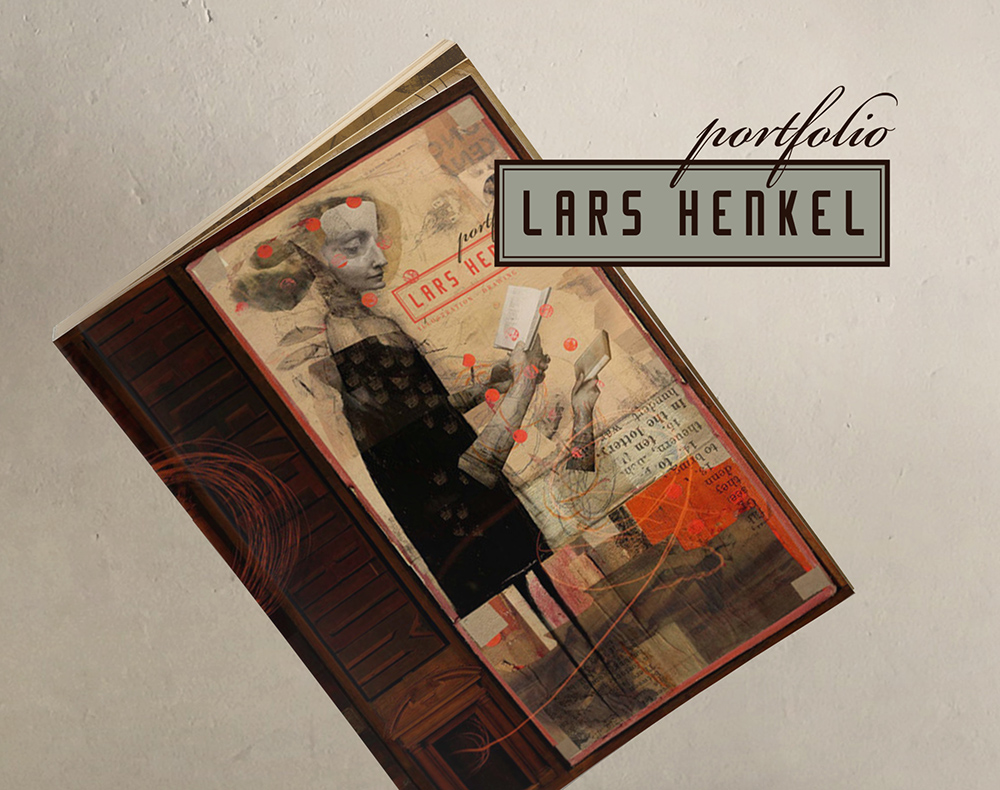 for sale: limited Portfolio by Lars Henkel