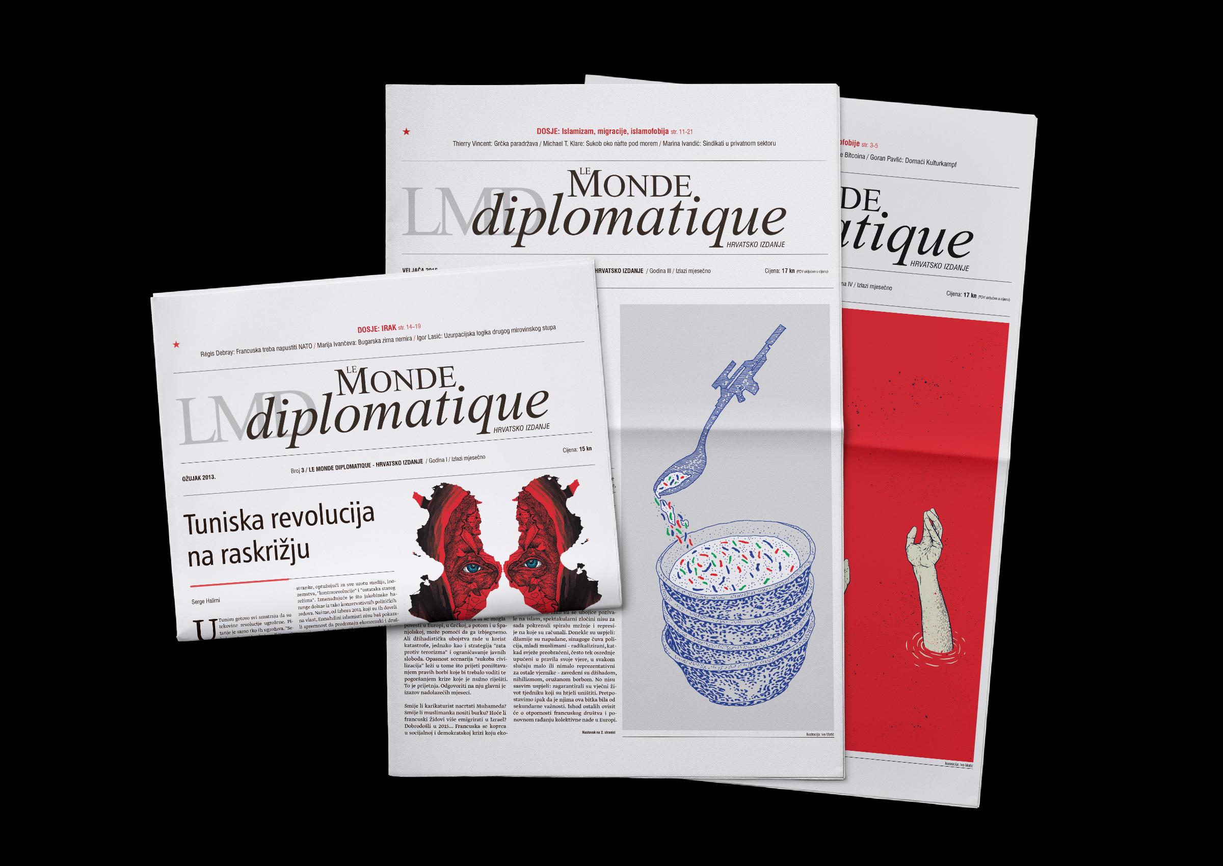 Le Monde Diplomatique / 3