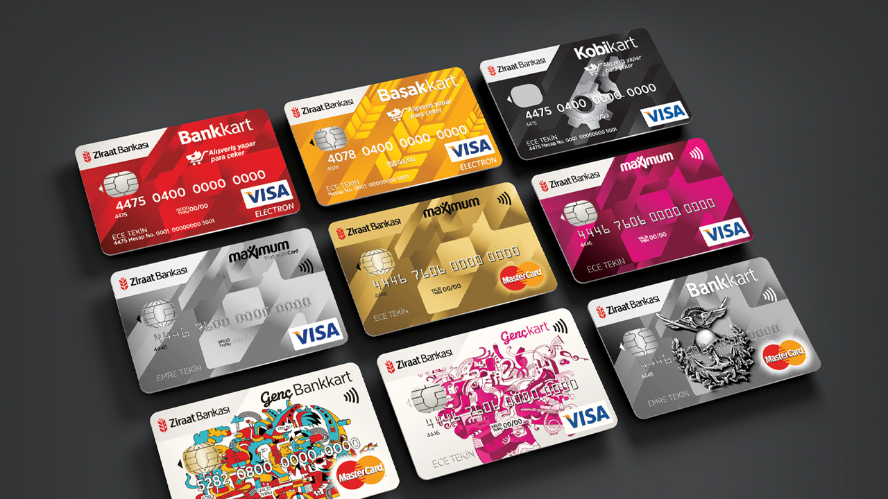 Ziraat Bank Debit Cards