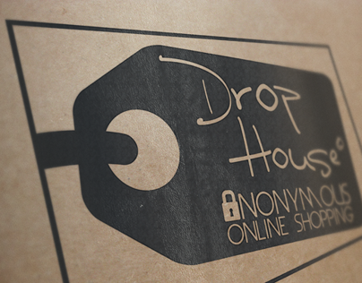 Drop House Logo & Branding ©