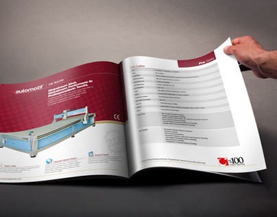 Automotif Cnc Router Branding, Catalog, Web, Video