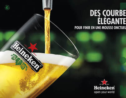 Heineken pression Tutorials on Facebook