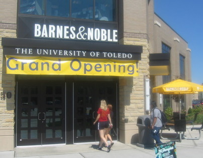 Barnes & Noble at University of Toledo