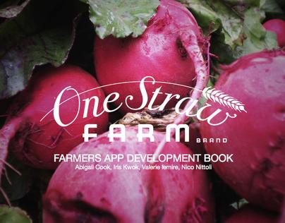 One Straw Farm – Farmers App