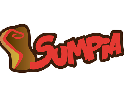 Sumpia (Indonesian Traditional Food) - Package Design
