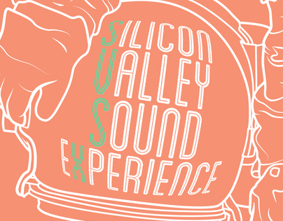 Silicon Valley Sound Experience Poster