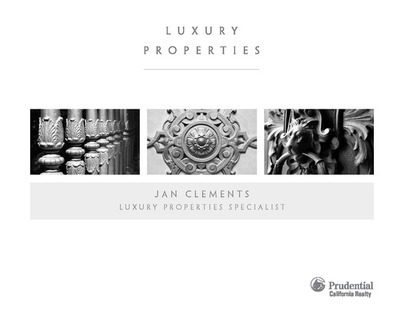 Prudential California Realty Luxury Properties brochure