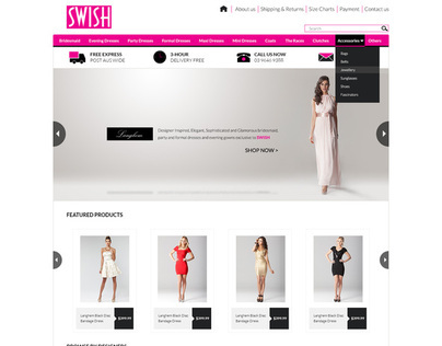Swish Clothing eBay Store
