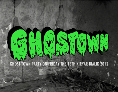 ghostown party
