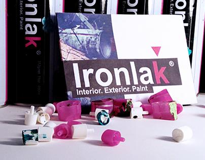 Ironlak | Annual Report