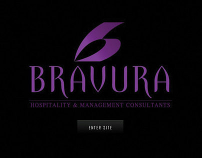 Bravura - (Website Design)