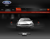 Ford Focus Website