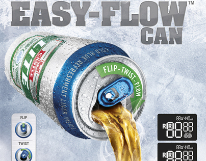Castle Lite Wide Mouth Can
