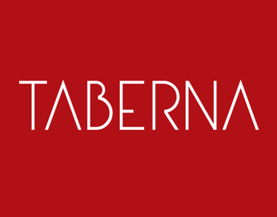 Taberna logo design (september 2009)