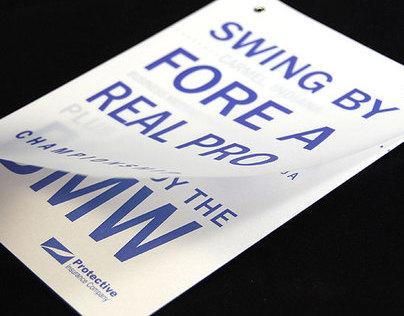 BMW Championship + Roundtable Invitation