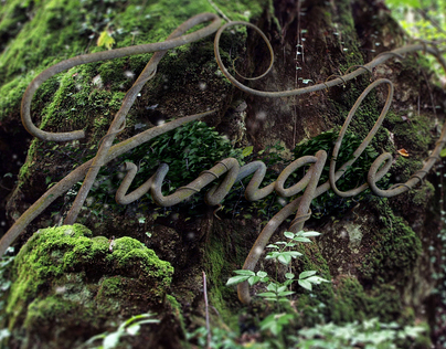 Jungle Typo