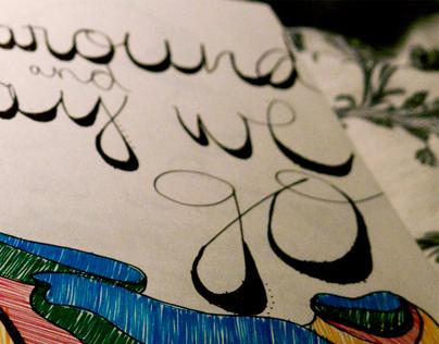 Sketchbook Pages 2011