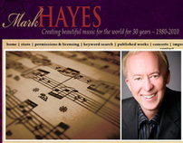 Mark Hayes :: Website