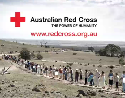 Australian Red Cross Brand TVC